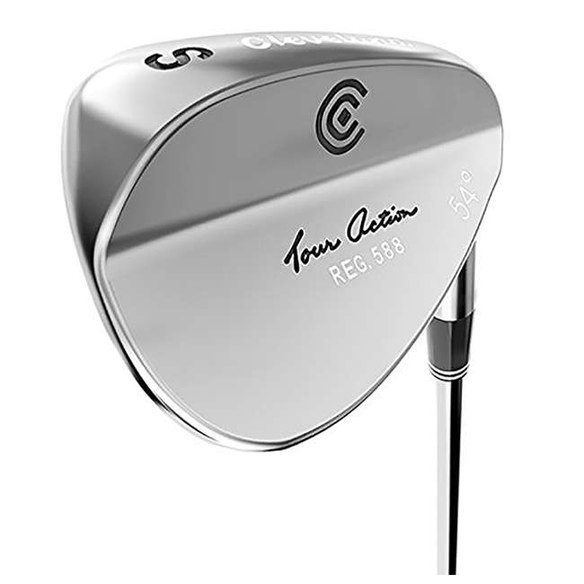 4216-588-R54 Cleveland Golf 588 54-Degree Tour Action Wedge, Right-Handed  (2 Pack) 2