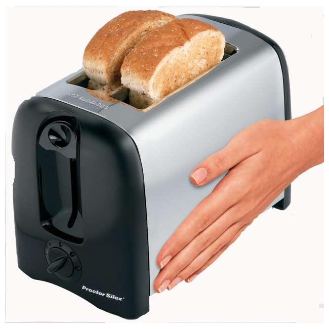 22608Y Proctor-Silex 2-Slice Toaster | 22608Y 1