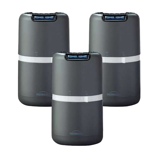3 x MRD201 Thermacell Halo Outdoor Patio Shield Mosquito Repeller (3 Pack)