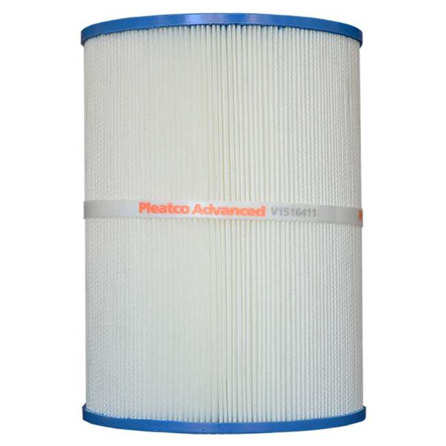 6 x PA25 Pleatco Advanced PA25 Pool Replacement Filter Cartridge (6 Pack) 1