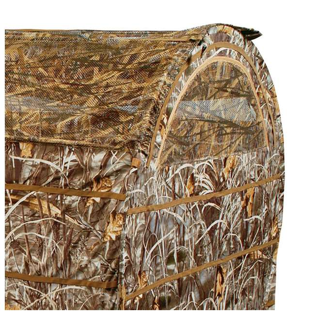 AMERI-1R42S040DFR Ameristep Duck Commander Bale Out Waterfowl Hunting Blind 3