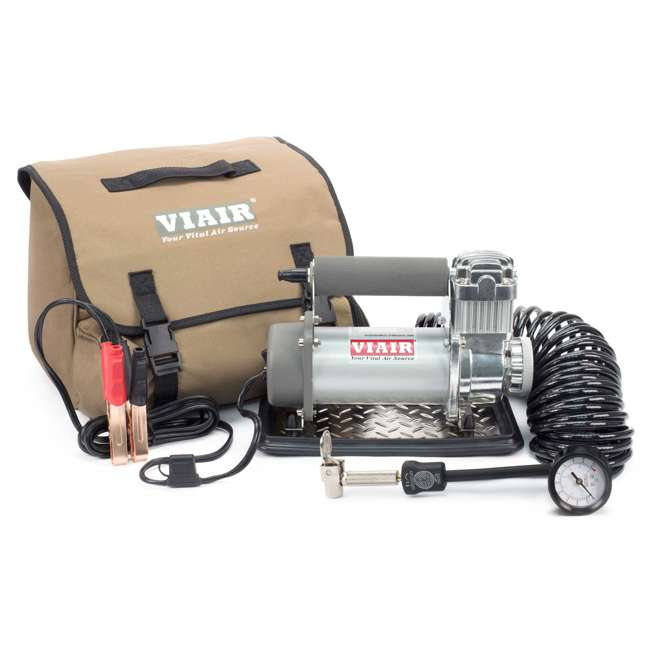 40043 Viair 400P Portable Compressor Kit for Tires up to 35 Inches 2