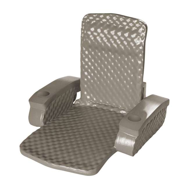 6 x 6370118-U-A TRC Recreation Soft Pool Folding Chair Foam Lounge Float (Open Box) (6 Pack) 3