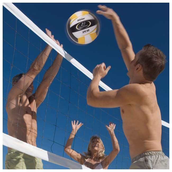 1-1-23212 EastPoint Sports Ultimate Volleyball Net Set 3