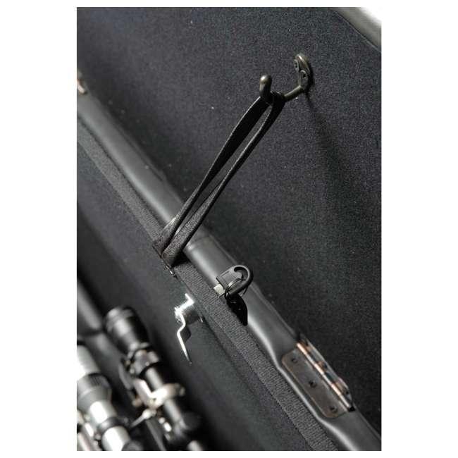 501 American Furniture Classics 501 Gun Concealment Storage Bench, Gunmetal Gray 5
