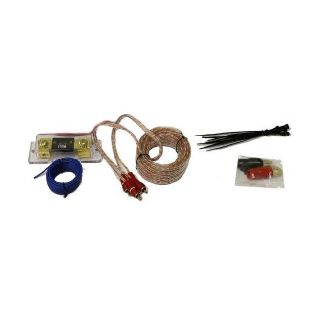 0GAUGE Q-Power 0-Gauge Wiring Kit 2