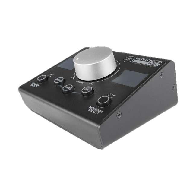 Big Knob Passive-OB Mackie Big Knob Passive Studio Monitor Controller 3