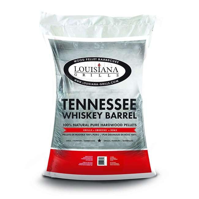 55410 Louisiana Grills 55410 Tennessee Whiskey Barrel Hardwood Smoking Pellets, 40 LB