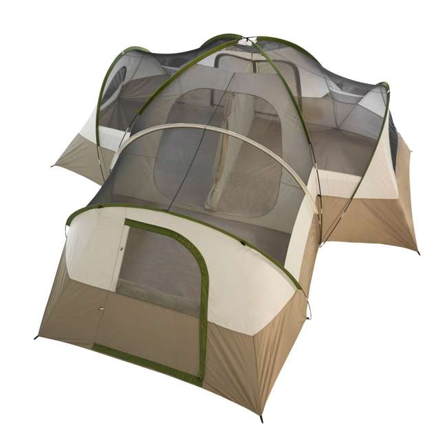 9303018 Wenzel Mammoth 16-Person Family Camping Tent (2 Pack) 2