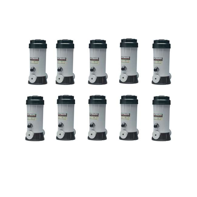 10 x CL220 Hayward CL220 Off-Line Auto Chlorine Bromine Feeder (10 Pack)