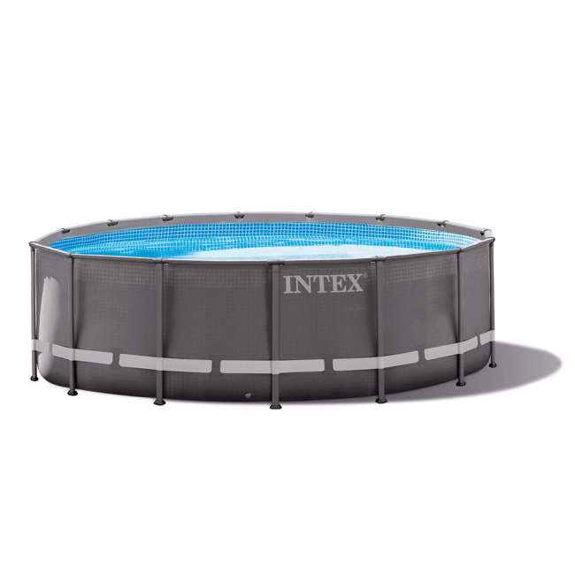 28343EH Intex 15-Foot x 48-Inch Ultra Frame Swimming Pool Set