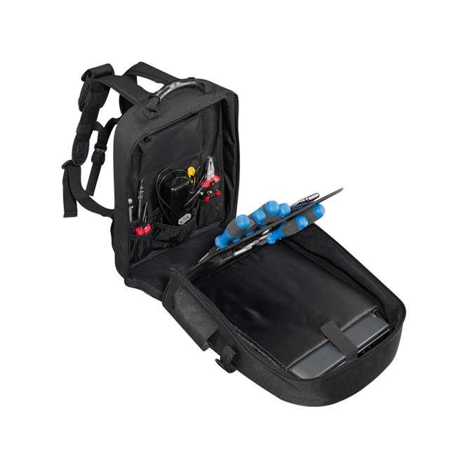116.02 B&W International 116.02 Move Technician 15 Inch Laptop Backpack w/ Tool Board (Bag Only) 1