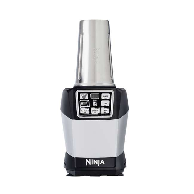 XSWDWSS24W-U-A Ninja 24-Ounce Stainless Steel Nutri Ninja Cup with Sip & Seal Lid (Open Box) 3