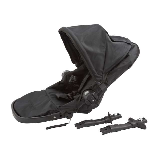 BJ03410 Baby Jogger City Select Stroller Second Seat Kit, Black 2