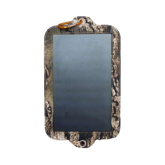 4 x COVERT-5267 Covert Trail Camera Solar Panel Power Source (4 Pack) 1
