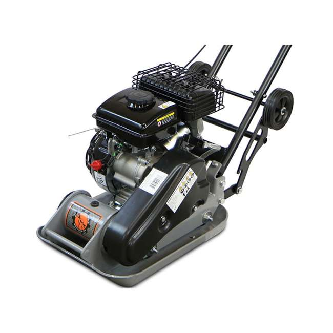 DHT-104950-U-C Dirty Hand Tools 1850 lb Compaction Force Vibratory Plate Compactor (For Parts) 2