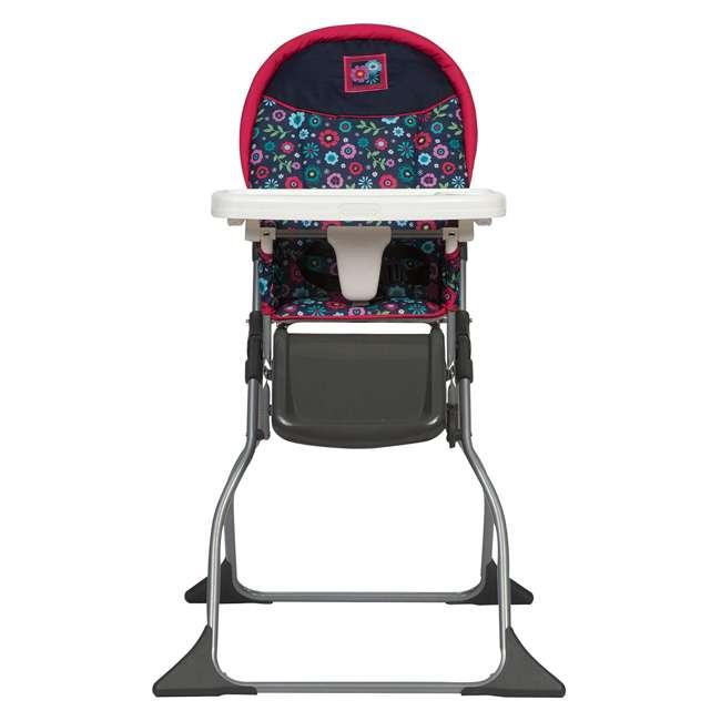 HC216DWD Simple Fold 3 Position High Chair, Flower Garden  2