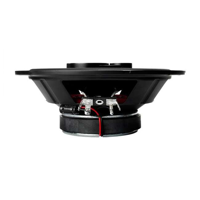 R165X3 Rockford Fosgate R165X3 6.5-Inch 90W 3 Way Coaxial Speakers (Pair) 4