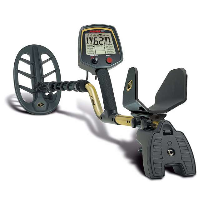 F75 Fisher Research Labs F75 Ultimate Metal Detector