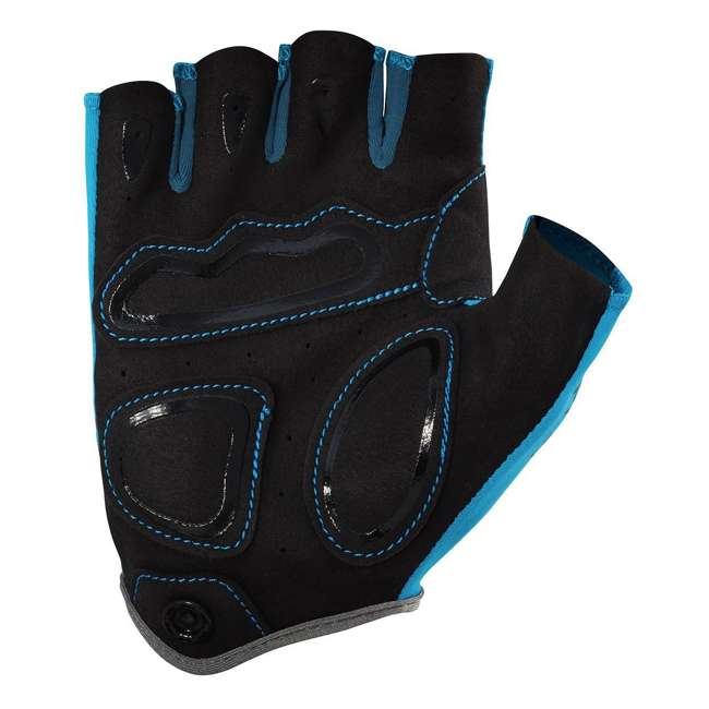 NRS_25005_05_100 NRS Men's Half-Finger Marine Blue Paddling & Rowing Boater's Gloves, XS (2 Pack) 2