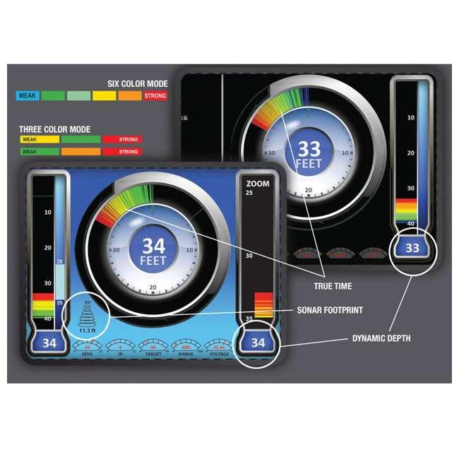 MARCUM-LX-7 MarCum Ice Fishing Digital Sonar System 8-Inch LCD Dual Beam 2