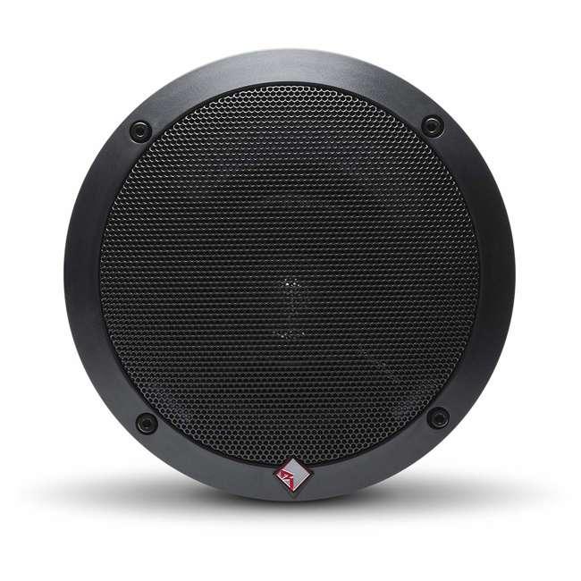 "T1650 Rockford Fosgate Power T1650 150W Max 6.5"" 2 Way Full Range Car Speakers, Pair 6"
