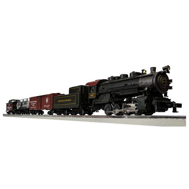 711808 Lionel Trains Pennsylvania Flyer Bluetooth 8-0 Locomotive Train Set (Open Box) 3