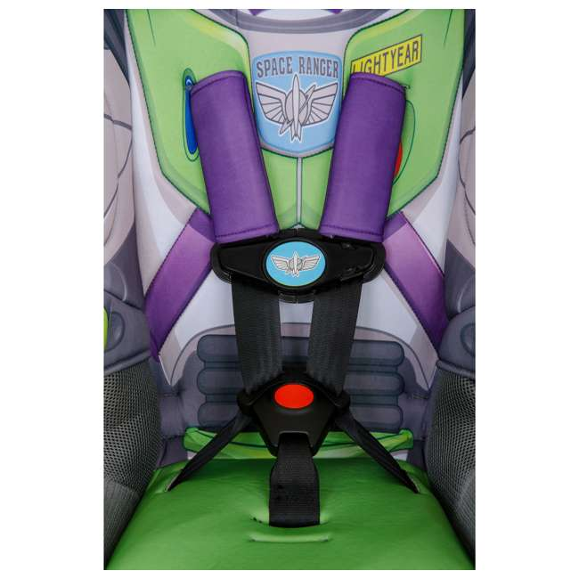 KE-3001BUZ KidsEmbrace Disney Buzz Lightyear Combination Harness Booster Car Seat (2 Pack) 7
