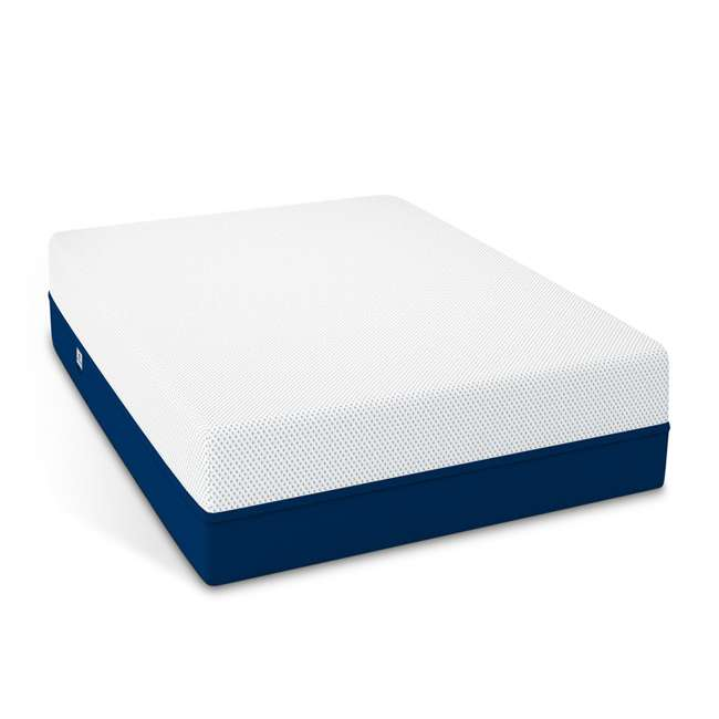 AS3-TXL Amerisleep AS3 Medium Blended Firm/Soft Memory Foam Luxury Bed Mattress, Twin XL 1