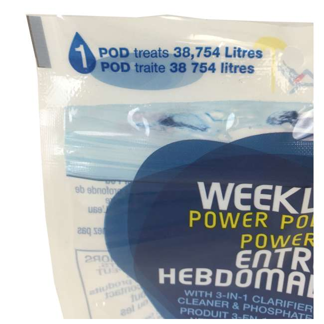 Hth 04062 pool power pods 3 in 1 clarifier enzyme - Phosphate treatment for swimming pools ...