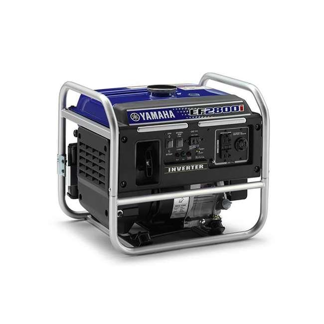 EF2800i Yamaha EF2800i 2500-Watt Inverter Generator, Blue