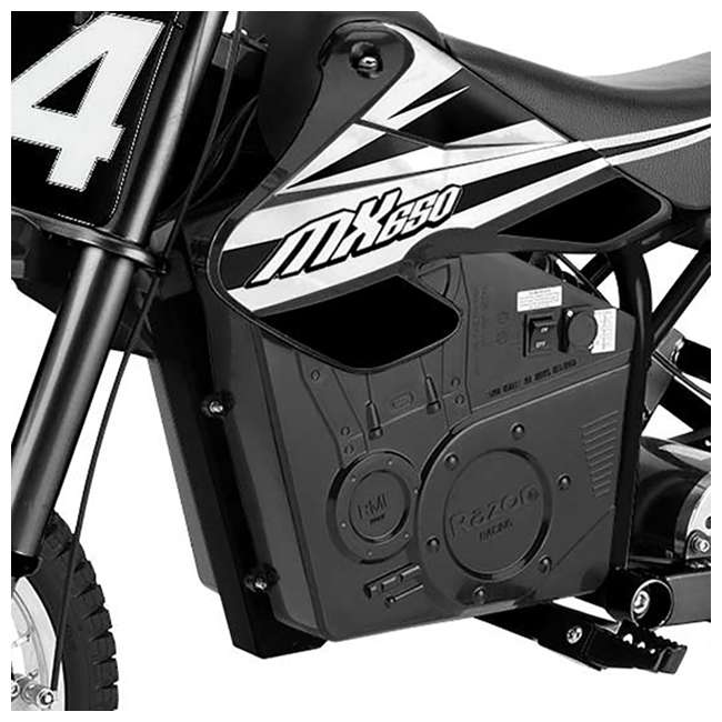 15165001 Razor MX650 Electric Dirt Rocket Bike 1