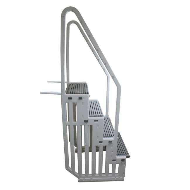 STEP-1 Confer STEP-1 Above Ground Pool Ladder System Entry