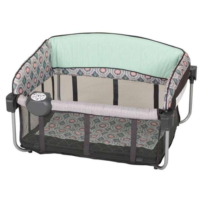 Baby Trend Deluxe Bassinet Playard Nursery Center Artisan