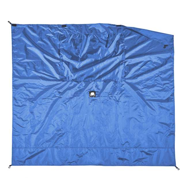 CLAM-ESS-14203 + CLAM-WP-ESS-14205 Clam Quick Set Tailgating Shelter + Wind & Sun Panels (3 pack) 3