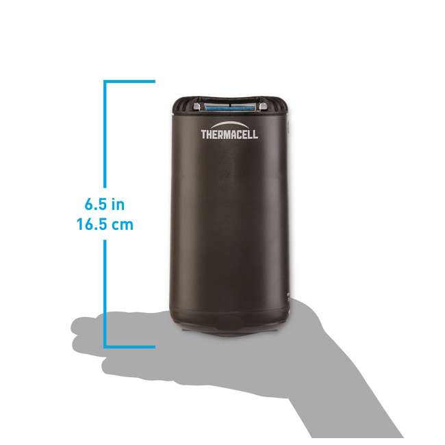 MRPSL Thermacell Outdoor Patio & Camping Shield Mosquito Insect Repeller, Graphite 5