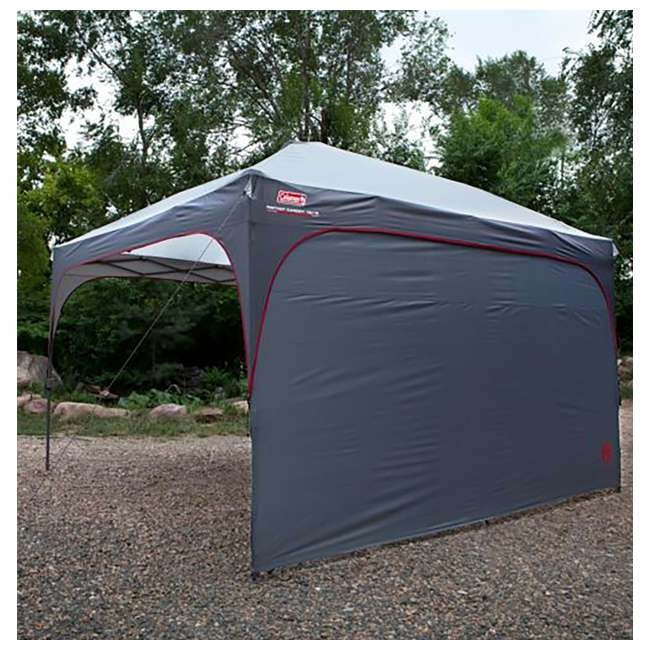 Coleman Instant Canopy Sunwall Accessory Canopy Not