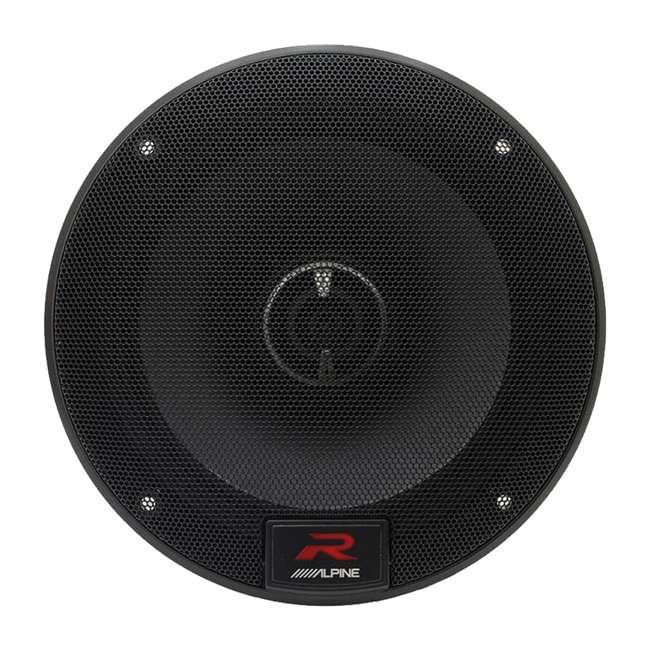 R-S65 Alpine R-Series 6.5-Inch 300-Watt Coaxial 2-Way Speakers, Pair 3
