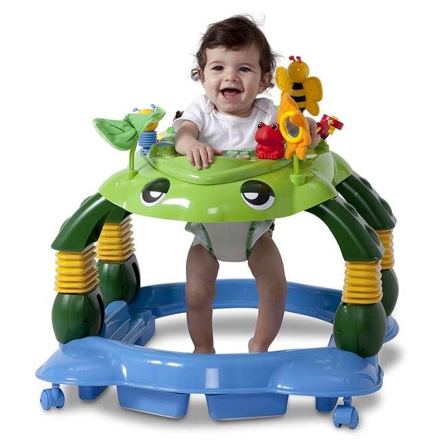 22474-365-U-A Delta Children Lil Play Station Turtle 3-in-1 Activity Walker (Open Box) 1
