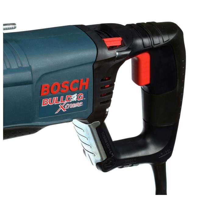 "11255VSR Bosch Bulldog Xtreme 1"" SDS-plus D-Handle Rotary Hammer (Refurbished, Open Box) 6"