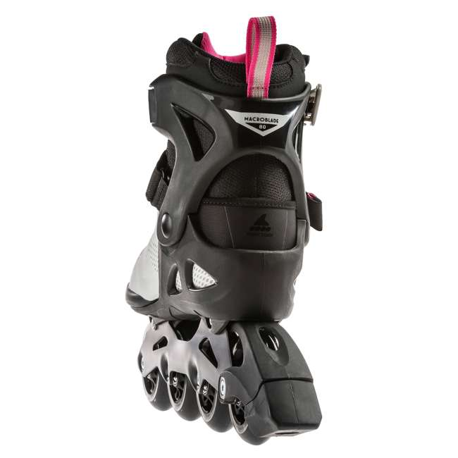 7955300500-7 Rollerblade USA Macroblade 80 Womens Adult Inline Skate, Size 7 2
