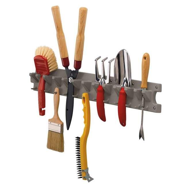 V713 2 ft. Garden Hand Tool Hanger