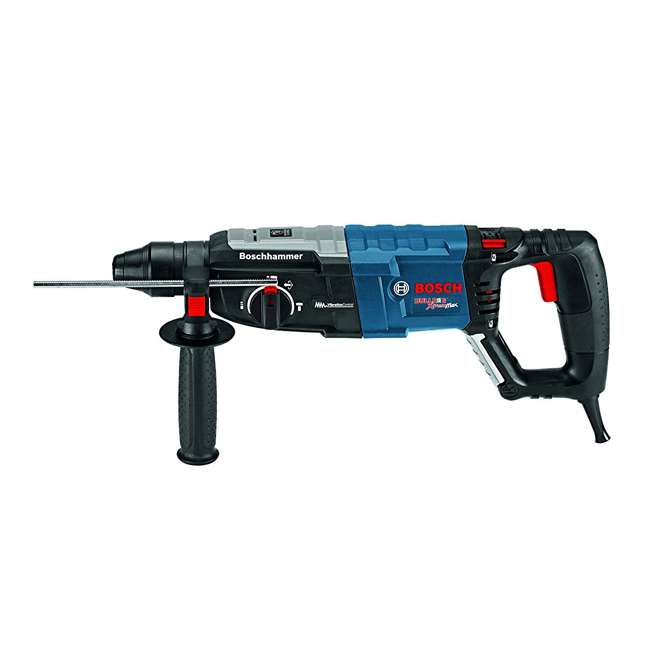 "GBH2-28L-RT-RB-U-B Bosch SDS Plus 1.125"" Rotary Hammer Drill Tool (Certified Refurbished)(Used) 3"