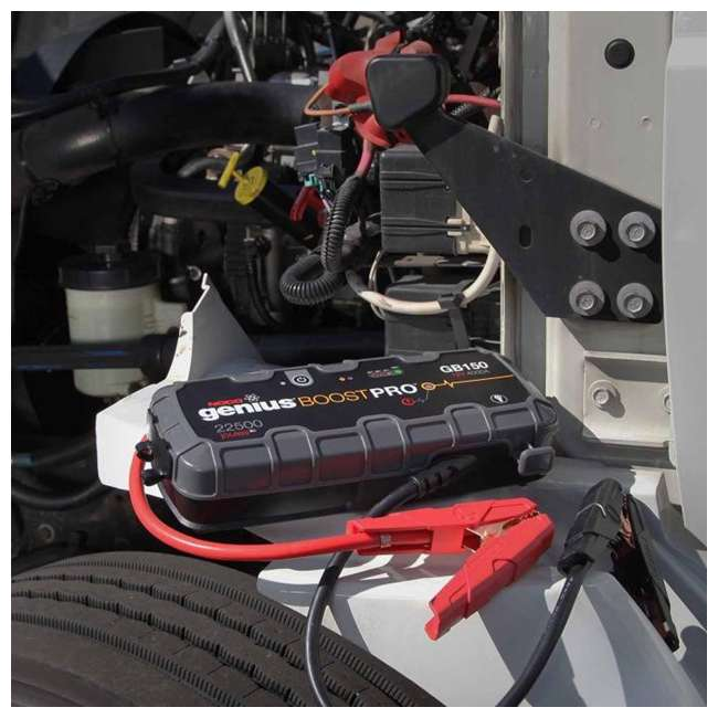GB150 Noco Genius GB150 Boost Pro 4000-Amp UltraSafe Jump Starter 6
