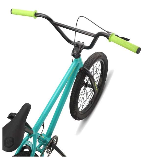 06-0510039 Redline Rival 20 Inch Childrens Kids Youth Freestyle BMX Bike Bicycle, Green 3
