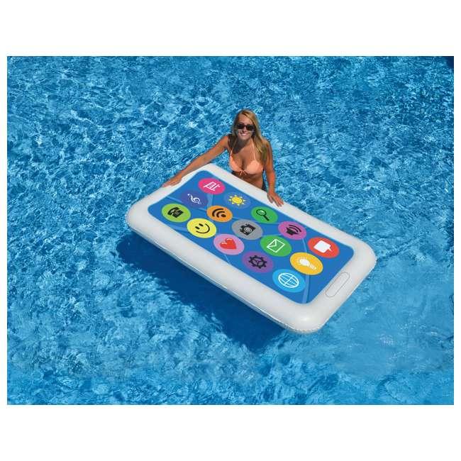 6 x 90636 Swimline Smart Phone Float (6 Pack) 3