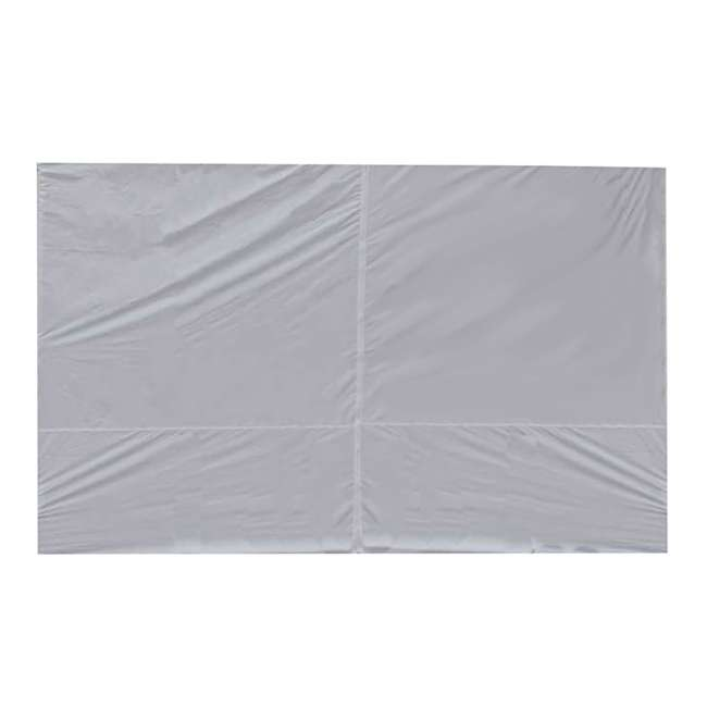 4 x ZS10PKSSWTWH-U-A Z-Shade 10' White Peak Canopy Tent Sidewall Accessory Only (Open Box) (4 Pack) 2