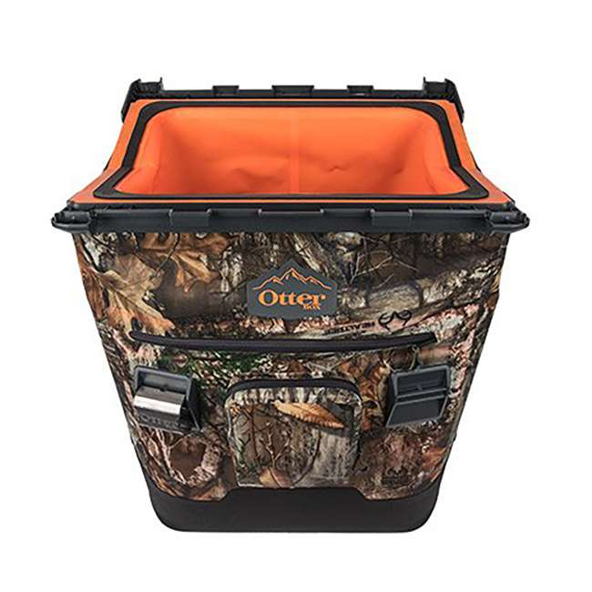 77-57748 OtterBox 30-Quart Softside Trooper Cooler with Carry Strap, Forest Edge Camo 3