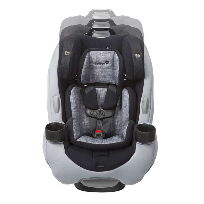 CC190ECJ Safety 1st Grow and Go Ex Air 3 In 1 Baby Convertible Car Seat (2 Pack) 4