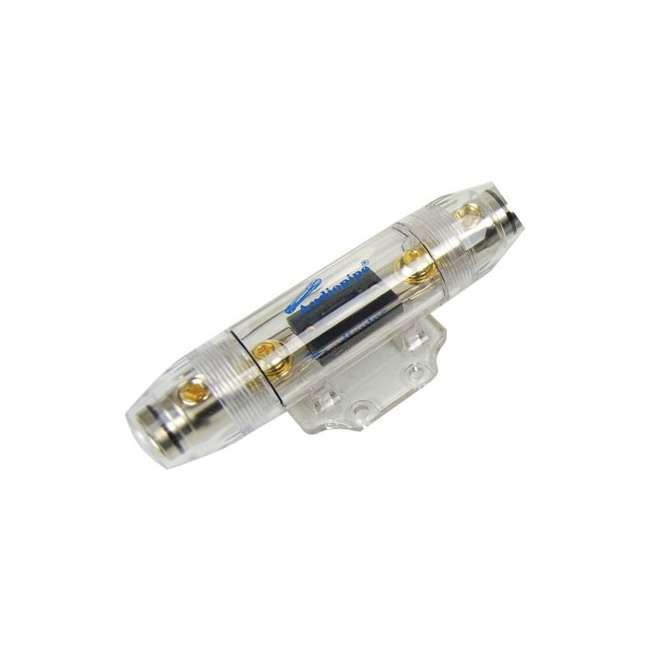 AP15001D Audiopipe AP15001D 1500W Mono D Amplifier 2